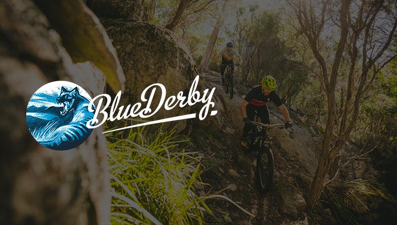 Blue Derby Tasmania Blue Derby